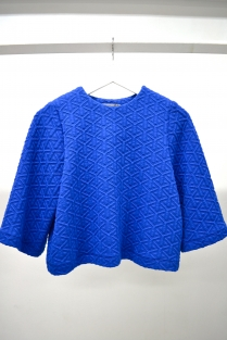 fu yue FLARE PULLOVER