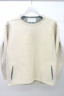Design Complicity BONDING SWEAT PULLOVER