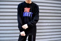 New Arrival  LITTLEBIG 2017-18AW THE WHTT L/S