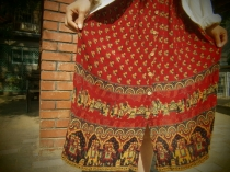 Ethnic Onepiece Size S ¥5980-
