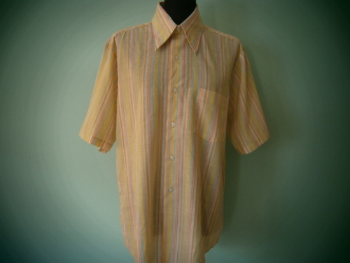 1970's TOWNCRAFT Shirt Size M ¥3980-写真