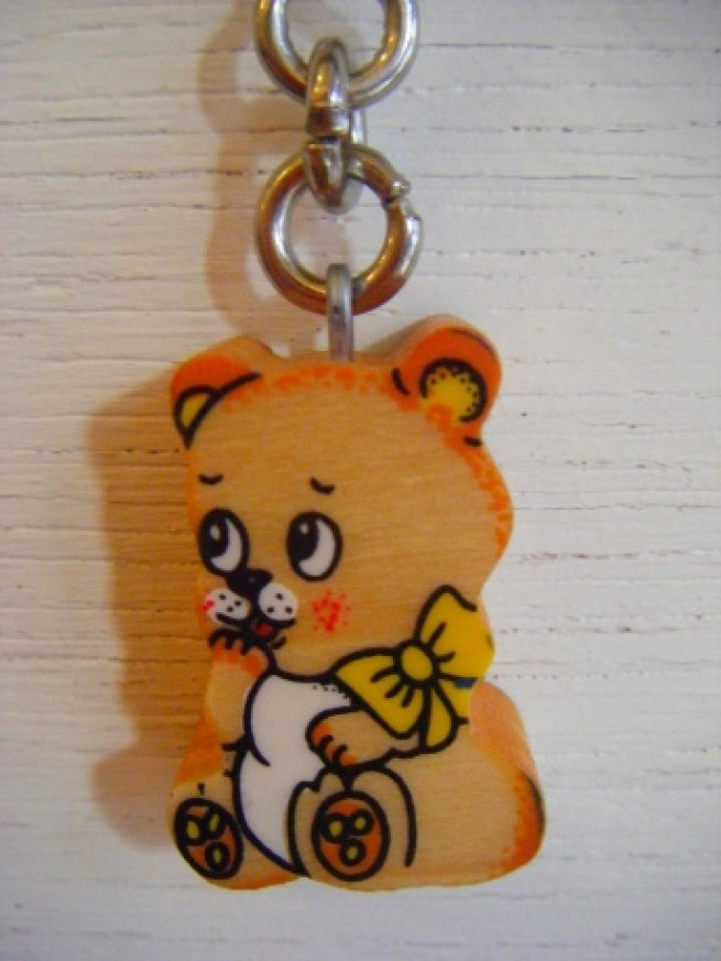▼ KEYHOLDER/CHILD BEAR写真