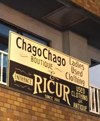 Chago Chago BOUTIQUE & RICUR