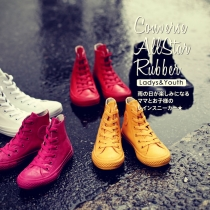 【CONVERSE ALLSTAR Rubber HI Ladys&Youth】