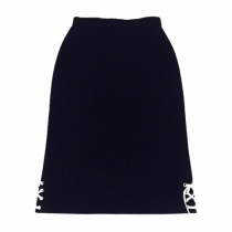NEW《lace up skirt》