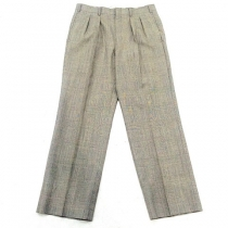 NEW《glencheck pants/Burberry》