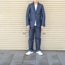 FRANK LEDEER【HAMBURG STRIPE COTTON】