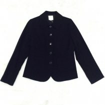 NEW《round collar jacket》