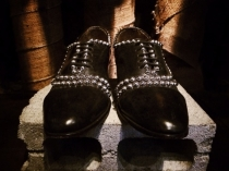 STUDS SHOES×T/S