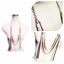 Silver design  Necklace.