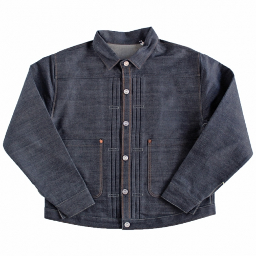 LVC (LEVI'S VINTAGE CLOTHING) - THE TRIPLE PLEAT BLOUSE写真