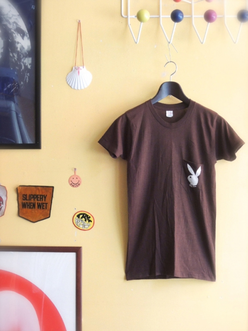 1970's~ PLAYBOY T-shirts - made in U.S.A写真