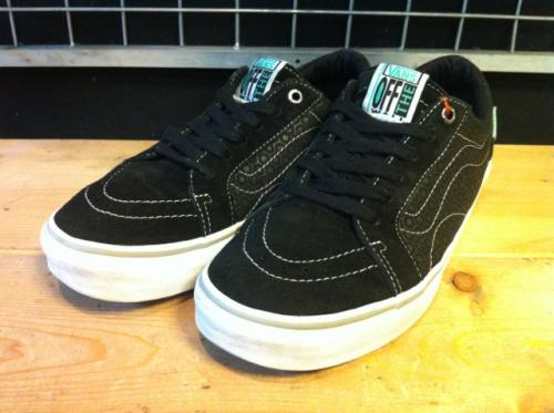 VANS AV NATIVE AMERICAN LOW (ブラック) USED写真