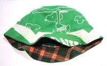 snoopy used tee remake bucket hat!