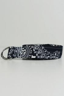 tokyo gimmicks -BLUE LABEL- ONE AND ONLY SERIES BANDANA D-RING BELT