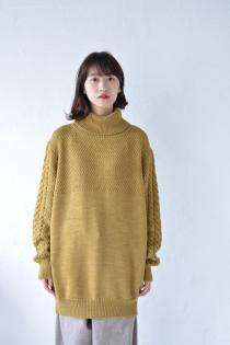BUYER'S PICK UP! vol.1 (YANTOR/Turtle neck knit)