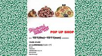 10/1thu〜10/11sun DIAMOND WHIPESS POP UP SHOP!