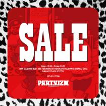 PARTYIZM CLEARANCE SALE