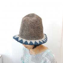 Wool & Knit Hat