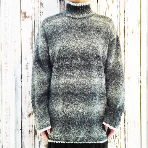 Today's Recommend Knit for men写真