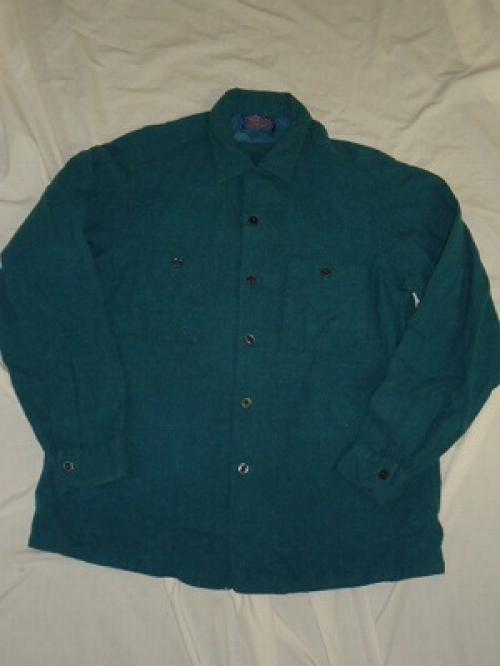 "1960's Wool Box Shirt ""PENDLETON""写真"