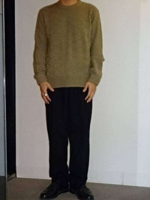 "1970~80's Design Sweater ""YVES SAINT LAURENT""写真"