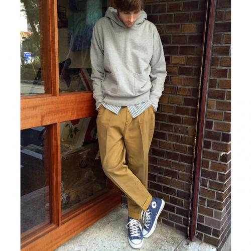 1920s MAKE CHINO & 1950s HOODIE by LVC写真