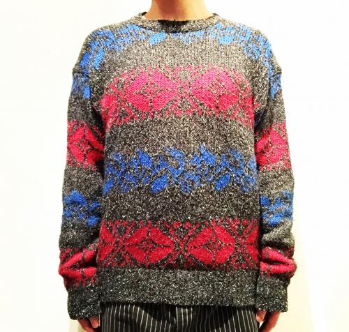 Today's Recommend Knit for men. 写真