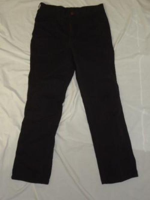 "1970's Black Denim Work Pants ""BIG MAC""写真"