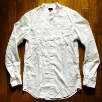 J.CREW / Band Collar Shirts