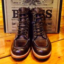 RRL / New Clifton Boots