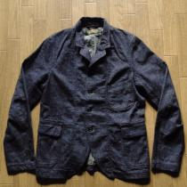 RRL / Indigo 4-Button Jacket