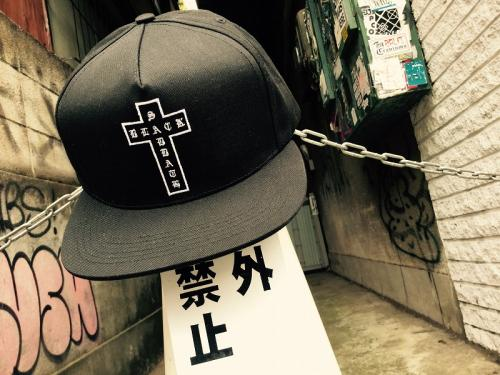 Supreme(シュプリーム) 16SS Black Sabbath Cross 5Panel Cap 買取入荷!写真