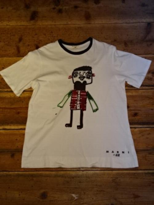 "Design Print T-Shirt ""MARNI at H&M""写真"