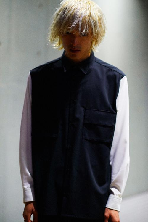 LITTLEBIG Bi-Colour Shirt写真
