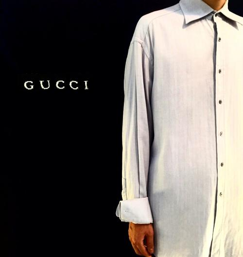 【 GUCCI 】 L/S shirt for Men!写真