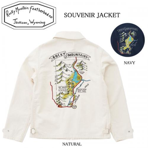 Rocky Mountain Featherbed/SOUVENIR JACKETがRin堀江店に入荷!!写真