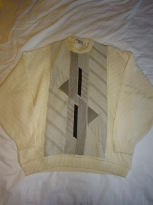 1980's Design Sweater写真