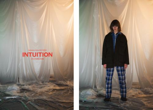 【SYU.HOMME FEMM 2017-18AW Collection 『INTUITION』LOOK公開】写真