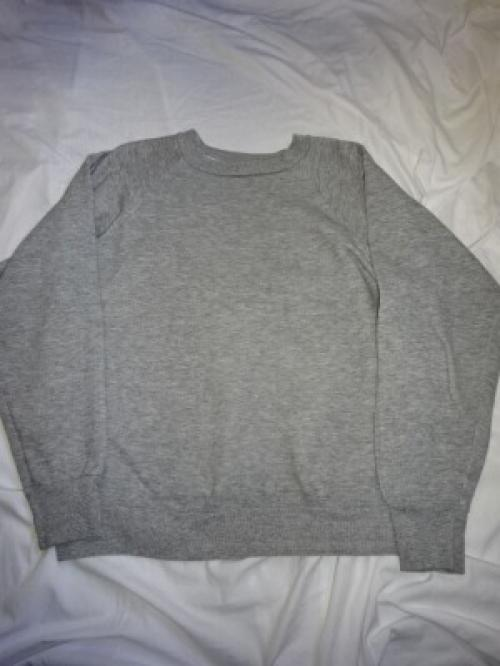 "1970's Solid Sweat ""Healthknit""写真"