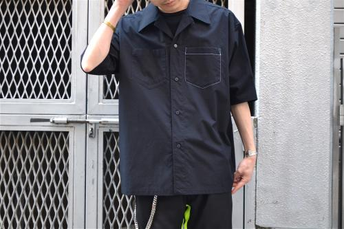 NEW ARRIVAL SYU. Open-necked short-sleeve shirts写真