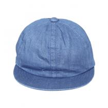 DENIM CAP LIGHT BLUE / COMESANDGOES