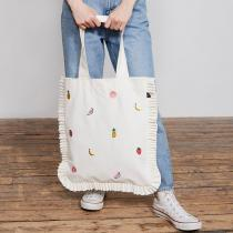 FRUIT SALAD TOTE BAG / LAZY OAF