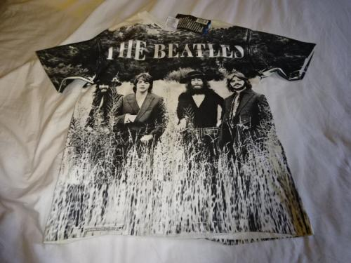 "1990's Print T-Shirts ""The Beatles Dead Stock""写真"