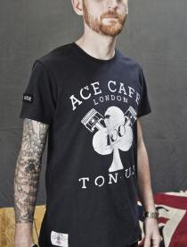Ace Cafe London Ton Up T-Shirt