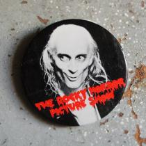 1980's THE ROCKY HORROR PICTURE SHOW Pinback Buttons