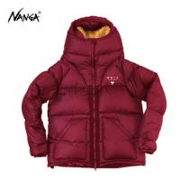 WHIZ LIMITED./DOWN JACKET (×NANGA)