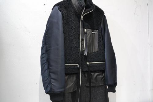 New Arrival elephant TRIBAL fabrics Hybrid Bore Coat写真