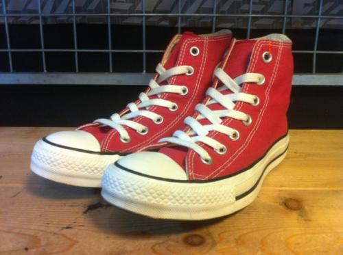 converse ALL STAR HI (ローズ) USED写真