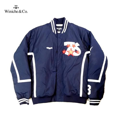 WHIZ LIMITED./WARM UP STA JACKET (×Winiche&Co) 写真